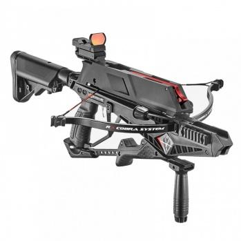 EK Archery Cobra RX Adder (130lbs) + FREE Bolts